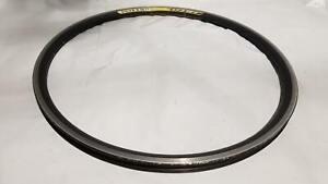 """Jalco DRX4000 20x1-1/8"""" Rim - Black 32H"""