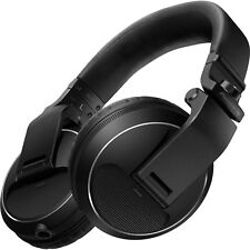Pioneer HDJ-X5-K Professional Over-Ear DJ Headphones w/ Coiled Cable & Pouch