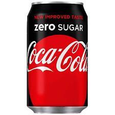 Coca Cola Zero Aanbieding 24 blikken 0,33l nu slechts € 13,04
