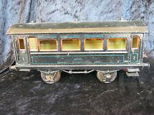 Spur 1 Personenwagen 18741 von Märklin, 20er Jahre, rare Märklin gauge 1 Wagon