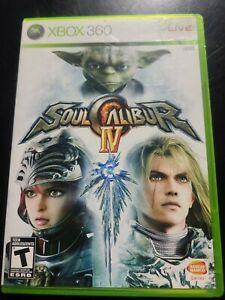 Soul Calibur IV (Microsoft Xbox 360, 2008) - Premium Edition read