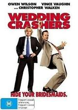 WEDDING CRASHERS Owen Wilson, Vince Vaughn DVD NEW
