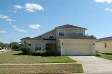 109 Florida homes for rent 4 bed villa with fenced pool and spa near Disney