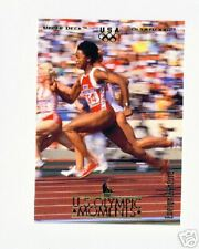 1996 UD OLYMPIC CHAMPIONS EVELYN ASHFORD SPRINT CARD #31 ~ MULTIPLES AVAILABLE