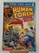 Marvel HUMAN TORCH #2 (1974) Larry Lieber & John Romita Cover