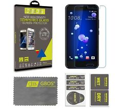 GBOS® Tempered Glass For HTC U11 Life Genuine Screen Protector 3D 9H Hardness