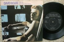 David Bowie - TVC / We Are The Dead - Lifetimes Bow 509 - Excellent - 45 + PS