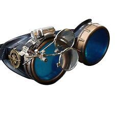 Steampunk Victorian Goggles welding Glasses diesel punk--gcg NO-VAT