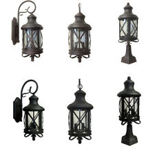Exterior Lighting Outdoor Wall Hanging Pier Fixture Lantern Porch Lamp Patio