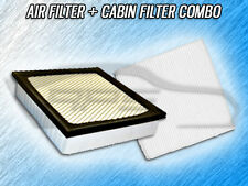 AIR FILTER CABIN FILTER COMBO FOR 2011 2012 2013 2014 TOYOTA SIENNA