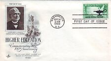 First Day Cover, Higher Education Scott # 1206