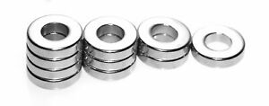 10X Super Strong Ring Magnets Neodymium OD12.5mm x ID6 x 3mm | Magnet Fasteners