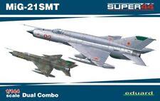 Eduard 1/144 Mikoyan MiG-21SMT Dual Combo # 4426