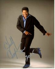 CHUBBY CHECKER signed autographed THE TWIST photo