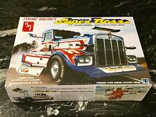 "AMT 1/25 KENWORTH DRAG TRUCK "" TYRONE MALONE "" MODEL KIT # 930 FACTORY SEALED"