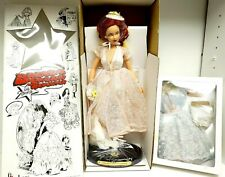 Brenda Star Reporter Effanbee Doll By Dale Messick W Extra Dress/Outfit In Box