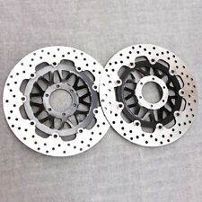 Front Brake Disc Rotor Fit For Honda Valkyrie GL1500 97-03 Goldwing GL1800 01-10