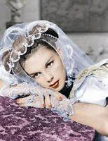 8x10 Print Judy Garland The Pirate 1948 Colorized #JGTP
