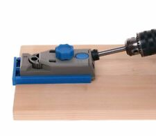 Hole Jig System Pocket Kreg Tools Kits Screw Drill Clamp Woodworking Joinery Bit