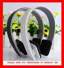 CASQUE ECOUTEUR SANS FIL BLUETOOTH TELEPHONE MICRO SMARTPHONE TABLETTE ANDROID