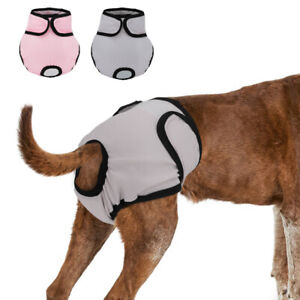 Washable Female Dog Diapers Physiological Sanitary Pants Menstrual Care Pants
