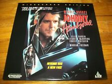 JOHNNY HANDSOME M.Rourke F.Whitaker M.Freeman - LaserDisc mmoetwil@hotmail.com