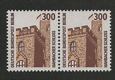 Berlin Mi. Nr. 799 waagrechtes Paar Sehenswürdigkeiten postfrisch