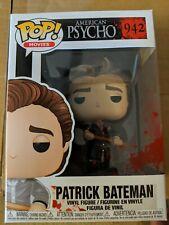 Funko American Psycho Pop! Movies Patrick Bateman Vinyl Figure Christian Bale
