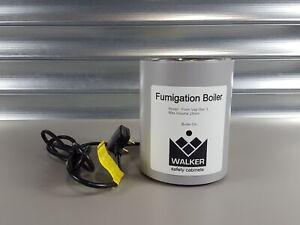 Walker Safety Cabinet Fumigation Boiler Form Vap Gen 3 Lab 250mL