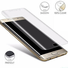 2X Tempered Glass Screen Protector Full Cover Curve For Samsung Galaxy S7 Edge N