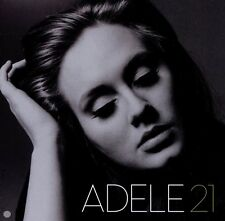 Adele 21 11 Trk CD Album Twenty One XL Records Rolling In The Deep Rumour Has It