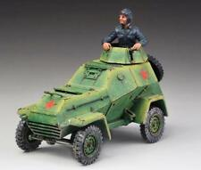 Thomas Gunn V Series SOV003  BA64 Armoured Car