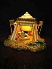 "Fontanini Kings Tent Nativity Villiage Edition 5"" Figures 5015 Heirloom Nativity"