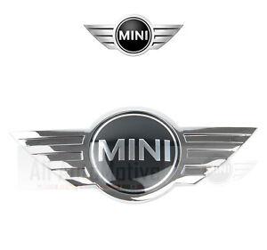 Emblem Rear 51147026186 Genuine Mini fits 2002-2015 Mini Cooper