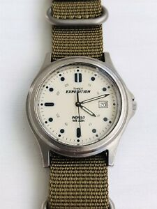 2000 Timex Expedition Indiglo Quartz Watch.