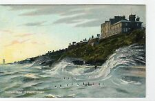 ROUGH SEA, DOVERCOURT: Essex postcard (C4675).