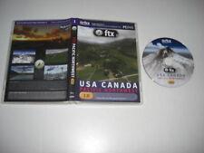 ORBX FTX USA CANADA PACIFIC NORTHWEST Pc Add-On Flight Simulator Sim X FSX