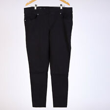 Levi's Plus Perfectly Slimming Pull on Plus Size Women's black Leggings Size 24W