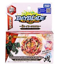 Takara Tomy Beyblade Burst BA-02 Booster Guardian Kerbeus.H.R Red ver BA02 Japan