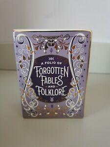 Illumicrate Ceramic Book Pot Fable (fairyloot Owlcrate Faecrate)
