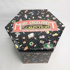 Mary Engelbreit Christmas Collection Kurt Adler Twelve Ball Ornament Box Set