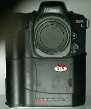 Nikon Pronea 6i / Kodak Professional DCS 315 eine der erste Digital SLR Kameras