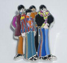 Collectible Music Pins - The Beatles (Yellow Submarine Cartoon) - Circa 2006