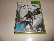 XBox 360  Assassin's Creed 4 - Black Flag