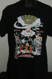 NWOT GREEN DAY DOOKIE ROCK CLASSIC GRAPHIC TSHIRT SIZE MENS LARGE