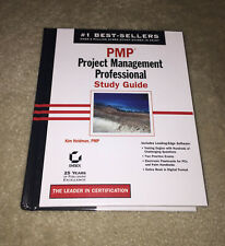 PMP Project Management Professional by Kim Heldman 2002 CD Included - SYBEX