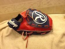 """Rawlings REV105NR 10.5"""" Youth BIG R Revolution Baseball Glove Right Hand Throw"""