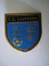 PINS RARE SAINT LOUBES BORDEAUX FC LOUBESIEN FOOTBALL 1991 1992 FOOT