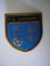 PINS RARE SAINT LOUBES BORDEAUX FC LOUBESIEN FOOTBALL 1991 1992 FOOT