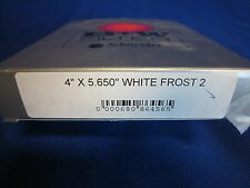 SCHNEIDER  4X5.650 (PANA)   WHITE FROST # 2